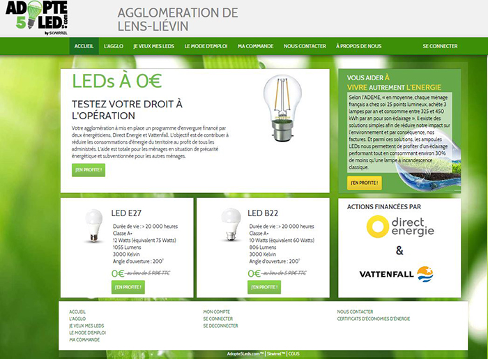 site agglo led